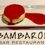 Bambarol cheesecake