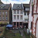 Hotel-Cafe-Burg Stahleck Foto