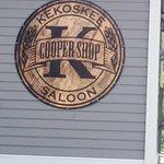 Kekoskee Cooper Shop Saloon