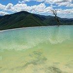 Foto de Hierve el Agua
