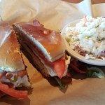 Maple Bacon Chicken Sandwich