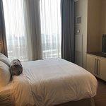 bedroom - presidential suite