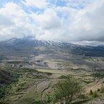 Mt. St Helen from Johnston Ridge Observatory