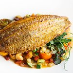 Delicious sustainably sourced seafood