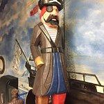 Captain Hook?