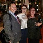 John and Jonna with co-proprietor Ti Adelaide Martin.