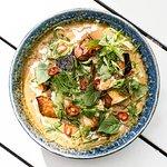 Turmeric & Coconut Vegan Eggplant Curry