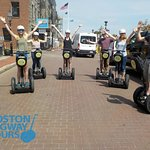 Book your #Segway #Tour in #Boston today, whether it is a #corporate or a #family #event