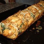 chiken stuffed with spinach