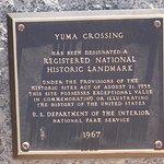 Yuma Crossing National Heritage Area, Yuma, Arizona.