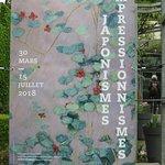 Exposition temporaire à Giverny au musée des impressionnismes