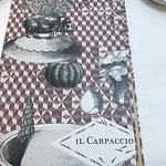 Il Carpaccio - Le Royal Monceau resmi