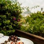 Cretan salad- Explore Crete island by tasting our amazing salad