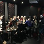 Inamo Games Room - A great crowd
