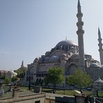 Suleymanieh Mosque in Istanbul. Awesome!