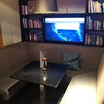 Lobby bar corner
