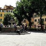 Piazza Di Santo Spirito Fierenze