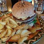 Cheese burger 360 gr.