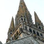 Clocher de l'église de Pont-croix