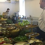Breakfast Buffet at the Drisco Hotel Tel Aviv -ZADA