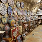 Pottery and Ceramic shop