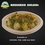 Sadheko Mo:Mo: (Nepalese Style Sadheko Dumplings)
