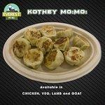 Kothey Mo:Mo: (Nepalese Style Pan Fried Dumplings)