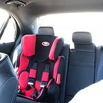 Car seats ensure that your child is safe, legal and secure while in the car.  COLOMBO GROUP