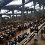 Φωτογραφία: Bibliotheca Alexandrina