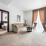 Luxury suites at AMBERTON COZY HOTEL KAUNAS