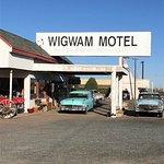 Wigwam Motel照片
