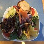 La salade gourmande du Chef