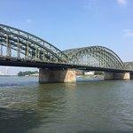 Bilde fra Hohenzollern Bridge