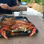 No crabby patties here