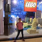 The Lego Store, Water Tower Place
