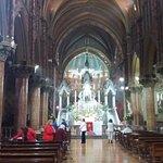 Santiago de Chile. Iglesia Monasterio de Adoración del Santísimo Sacramento.