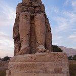 Memnonkolosse in Ägypten!