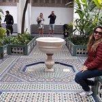 Jardim central do Palacio Bahia