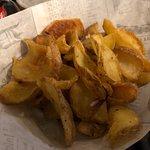 patate fritte classiche (con buccia)