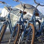 valencia rent bikes, guided tour bike, bike & sail valencia