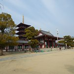 Foto di Shitennoji Temple
