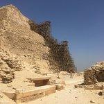 صورة فوتوغرافية لـ أهرامات سقارة