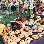 Photo of Benedito Calixto arts market