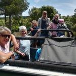 4 Generationen Jeep-Safari mit Jack auf Menorca