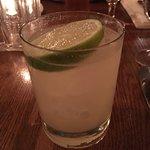 Margarita - yum!