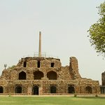 Feroz Shah Kotla Fort Resmi