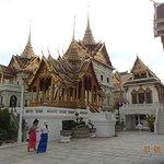 Ornate buildings
