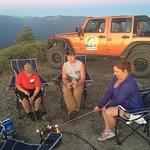 Sunset Jeep Tour