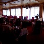 Une des 2 ou 3 salles de restaurant