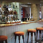 The Bar - Real Ales, Premium Drinks, Largers, Guinness and 15 Gins to choose from